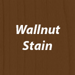 Colour Walnut Stain