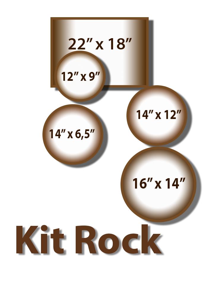 composition Kit Rock Sleishman