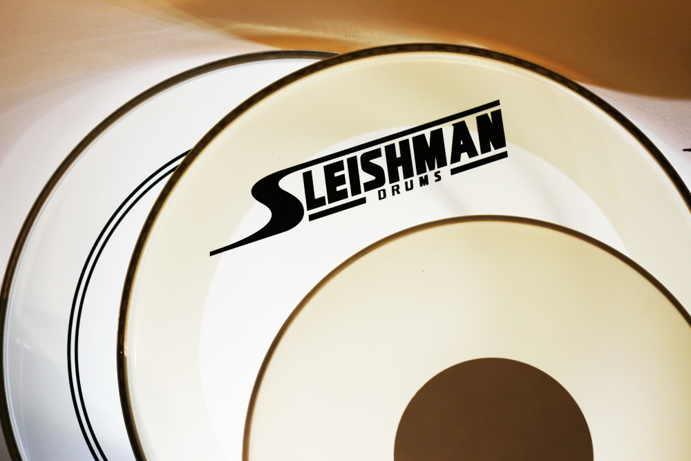 Sleishman Drums heads